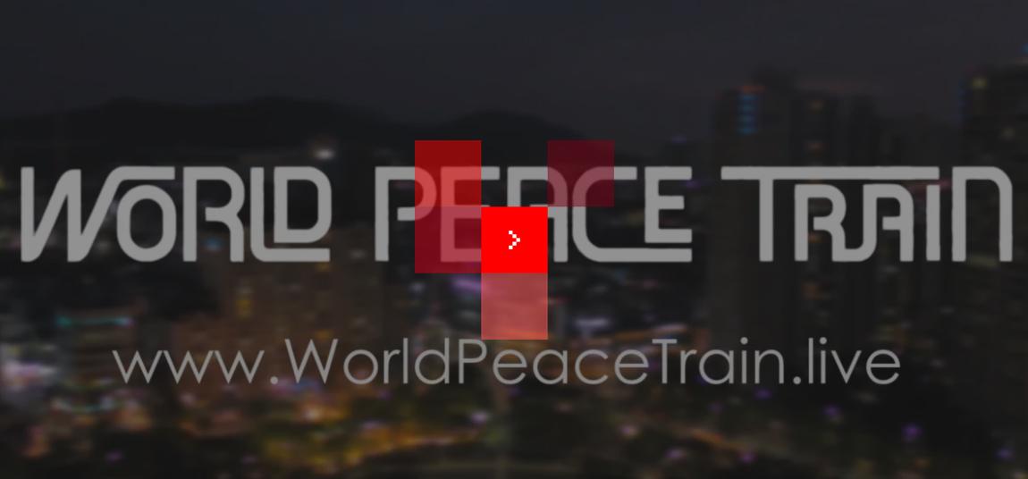 world peace train overlay